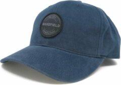 Wave Pet Blauw - Blauwe Baseball Cap - Wakefield Petten
