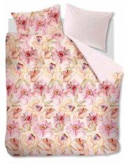 Roze Oilily Rose Dust - Dekbedovertrek - Tweepersoons - 200x200/220 cm + 2 kussenslopen 60x70 cm - Pink