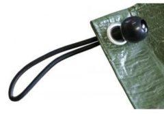Zwarte Meuwissen Agro Ball Bungee (5st.) voor aanhangwagens en partytenten 150 mm