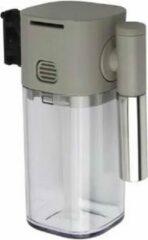 Transparante Delonghi melkreservoir melkkan compleet koffiezetter Nespresso EN500 - ONE F111 183-15696