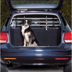 Zilveren TRIXIE Auto hondenrek aluminium zilver en zwart 13171