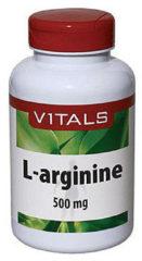 Vitals L-arginine Sportvoeding - 60 vegicaps