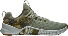 Trainingsschuhe Free Metcon AH8141-103 mit Cold-Fusion-Technologie Nike Dark Stucco/Olive Canvas-Light Silver