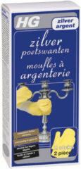 Schoonmaakmiddel - HG - Zilver poetswanten - Quality4All