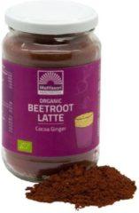 Merkloos / Sans marque Mattisson / Beetroot Latte Gember – Cacao BIO - 160 gram