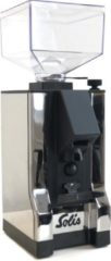 Roestvrijstalen Solis Eureka Mignon Grinder 1663 koffiemolen - RVS