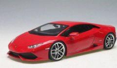 Rode Lamborghini Huracán LP610-4 - 1:18 - Kyosho