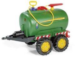 Groene Rolly Toys giertank RollyTanker John Deere junior groen