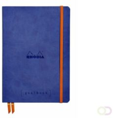 Clairefontaine Bullet Journal Rhodia A5 120vel dots saffierblauw