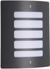 Brilliant Todd 47682/63 Buitenlamp (wand) E27 60 W Energielabel: Afh. van lamp (A++ - E) Antraciet