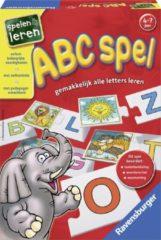 Rode Ravensburger ABC spel - leerspel