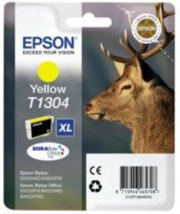 Epson inktpatroon Yellow T1304 DURABrite Ultra Ink (C13T13044010)