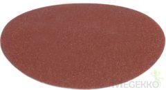 Ferm BGA1036 BGA1036 Schuurpapier voor schuurschijf Korrelgrootte 60 10 stuk(s)