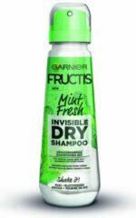 Garnier Fructis Hair Lemonade Mint - Droge Shampoo 6 x 100ml - Compressed