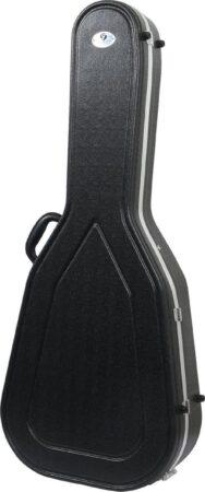 Afbeelding van De Fazley GC-AC550B01 beschermt je dreadnought gitaar tegen vallen, stoten, hobbelige roadtrips, regenachtige festivals en veel meer. Een veilige en bovendien stijlvolle manier om je gitaar mee te nemen.