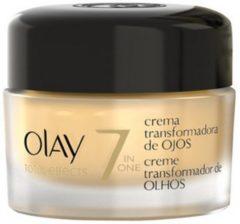 Anti-Veroudering Crème voor Ooggebied Total Effects Olay (15 ml)