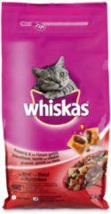 Whiskas Brokjes Adult Rund - Kattenvoer - 1.9 kg - Kattenvoer