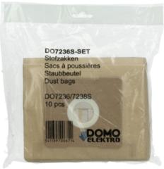 Domo DO7236S Staubsaugerbeutel DO7236S-SET für Staubsauger DO7236SSET