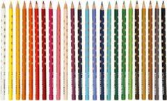 Lyra Kleurpotloden Dunne Groove 24 Stuks Multicolor