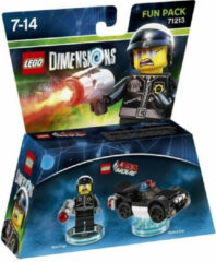 Warner Bros LEGO Dimensions - Fun Pack - LEGO Movie Bad Cop (Wave 1) (Multiplatfor (1000546241)
