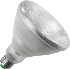 Zilveren Megaman spotlamp PAR38 LED 10,5W (vervangt 100W) grote fitting E27