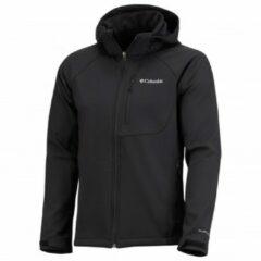Columbia - Cascade Ridge II Softshell - Softshelljack maat S - Regular zwart