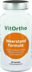 VitOrtho Weerstand Formule - 60 capsules - Voedingssupplement