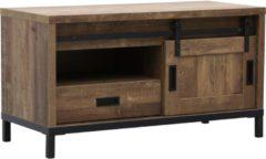 Bruine Budget Home Store TV meubel Santos klein