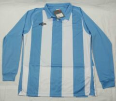 Blauwe Tailored by in England Umbro shirt M