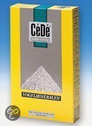 Afbeelding van Cédé Cede Vogelmineralen+Maagkiezel - 1,2 Kg - Vogelvoer