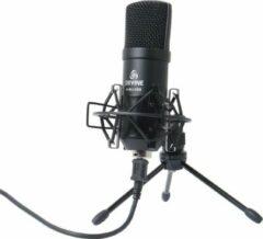 Devine M-Mic USB BK condensatormicrofoon zwart