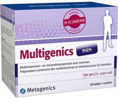 Metagenics Multigenics Men Trio (3x 30sach)