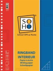 Soho ringbandinterieur 23-rings 10mm