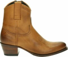 Sendra 16726 Debora dames cowboylaars - Cognac - Maat 37