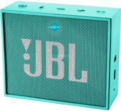 JBL - Go - Tragbarer Bluetooth-Lautsprecher in Petrol - Blau