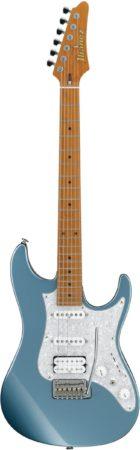 Afbeelding van Ibanez AZ2204 Prestige Ice Blue Metallic elektrische gitaar