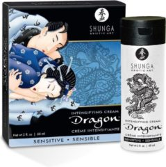 Shunga Dragon Intensifying Stimulerende Creme voor hem