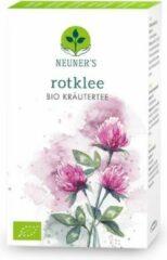 Neuner's - BIO - Biologische rode klaver thee, kruidenthee - Rode klaver - 1 doosje x 20 zakjes = 40 gram, goed voor 10 liter thee