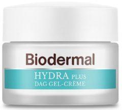 Biodermal Hydra Plus dagcrème vochtarme huid - Vochtinbrengende crème - 50ml