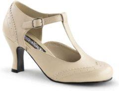 Creme witte Funtasma Lage schoenen -36 Shoes- FLAPPER-26 US 6 Creme