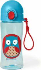 Rode Skip Hop Zoo Lock Top Sportfles - owl