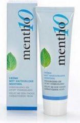 Mentho 10 Mentho-10 Mentholcrème - 75 ml - Bodycrème