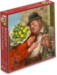 Art Revisited V.O.F Puzzel Recht uit het hart - Marius van Dokkum (1.000 stukjes)