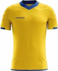 Jartazi Sportshirt Roma Junior Polyester Geel/blauw Maat 116