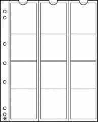 Transparante Leuchtturm Numis 44 muntbladen 12-vaks - 5 stuks