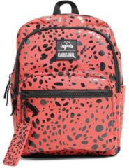 Little Legends Schooltas CarlijnQ Spotted Animal Backpack Bruin