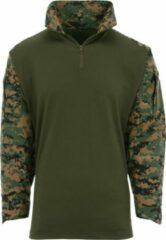 101inc Tactical shirt UBAC digital WDL camo