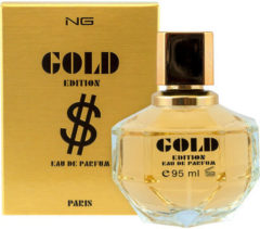 Next Generation NG Parfums Golddigger EDP for Her 90 ml