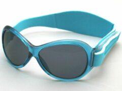 Baby Banz Banz - UV-beschermende zonnebril voor kinderen - Retro - Aqua - maat Onesize (2-5yrs)