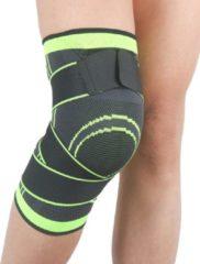 Brace voor knie Kniebrace ondersteuning Non-slip voor 55-75kg / L-size / HaverCo